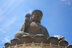 Complexe de Bouddha de géant Images stock