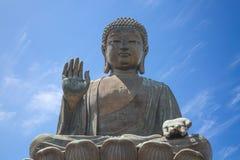 Complexe de Bouddha de géant Images libres de droits