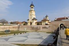 Complexe de cathédrale Photo libre de droits