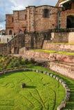 Complexe de Koricancha dans Cusco, Pérou Koricancha était la plupart d'impor image libre de droits