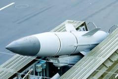 Complexe de missile balistique Photos stock