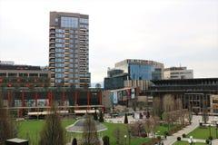 Complexe de Palas dans Iasi Roumanie Photo libre de droits