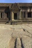 Complexe de temple antique d'Angkor Vat, mille bibliothèques du nord de Dieu, un des plus grands monuments religieux dans le mond photographie stock