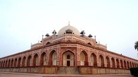 Complexe de tombe du ` s de Humayun, New Delhi, Inde Photo libre de droits