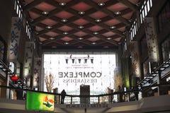 Complexe Desjardins alloggia un centro commerciale Immagine Stock