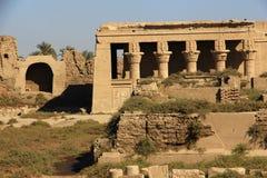 Complexe Karnaktempel Royalty-vrije Stock Afbeelding