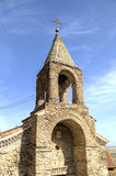 Complexe orthodoxe géorgien David Gareja de monastère photographie stock libre de droits