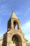 Complexe orthodoxe géorgien David Gareja de monastère image libre de droits