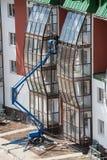 Complexe résidentiel de pays Image libre de droits