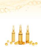 Complexe vitamine Stock Foto's
