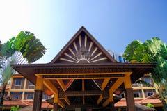 complexen tillverkar Kuala Lumpur Arkivbilder