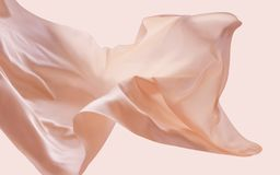 Free Complexion Floating Fabric Stock Images - 103906544