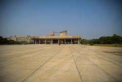 Complexité et asymétrie chez Vijay Vilas Palace, Bhuj photo libre de droits