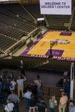 1 complexo Center dourado 13 dos esportes Imagem de Stock