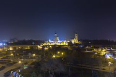 Complexo da catedral Fotografia de Stock Royalty Free