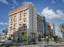 Complexo de alojamento protegido Ahuzat Rishonim Rubinstein Fotos de Stock