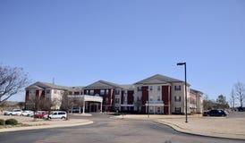 Complexo de apartamentos e unidades de alojamento Fotografia de Stock