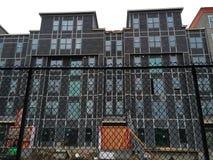 Complexo de apartamentos novo Fotos de Stock