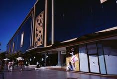 Complexo de compra da cidade do rio Foto de Stock Royalty Free