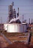 Complexo de refinaria 3 Foto de Stock Royalty Free