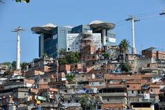 Complexo do Alemão Stock Images