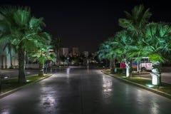 Complexo do hotel de Fanar Omã Salalah imagem de stock royalty free