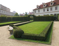Complexo do jardim Imagens de Stock Royalty Free
