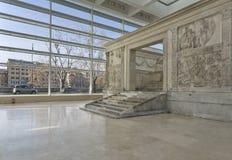 Complexo do museu de Pacis do Ara Imagens de Stock Royalty Free