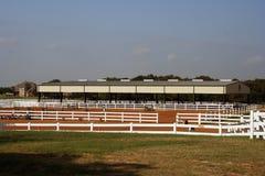 Complexo equestre Fotos de Stock Royalty Free