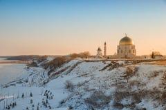 Complexo histórico e arqueológico de Bolgar Imagens de Stock