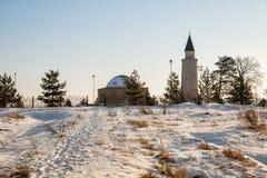 Complexo histórico e arqueológico de Bolgar Foto de Stock Royalty Free