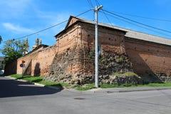 Complexo histórico e arquitetónico na cidade de Vinnytsia, Ucrânia imagens de stock