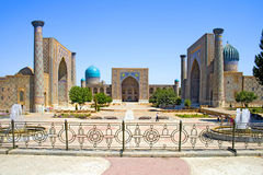 Complexo muçulmano antigo Imagens de Stock Royalty Free