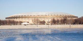 Complexo olímpico de Luzhniki Imagem de Stock