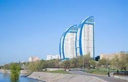 Complexo residencial Imagem de Stock Royalty Free