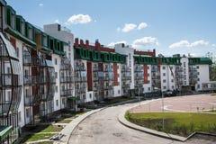 Complexo residencial do país Fotografia de Stock Royalty Free