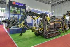 Complexo robótico de múltiplos propósitos Imagens de Stock Royalty Free