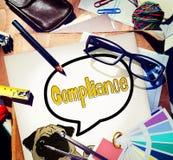Compliance Affirmation Continuity Regulation Concept Stock Photos