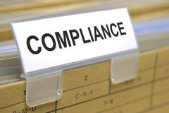 Compliance stock photography
