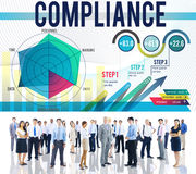 Compliance Rules Regulations Policies Codes Concept Stock Photography