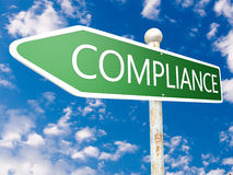 Compliance Stock Image