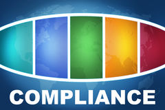 Compliance Royalty Free Stock Images