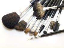 Compo escovas Imagem de Stock