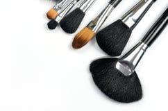 Compo escovas Foto de Stock