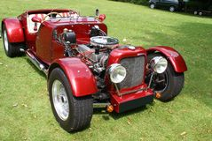 Component car. kit car Royalty Free Stock Image