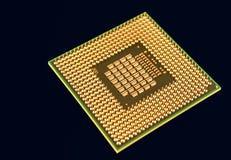 Componente de la CPU Fotos de archivo libres de regalías