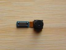 Componente del módulo de la cámara de Smartphone imagen de archivo libre de regalías