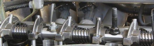 Componente del motore dell'automobile Immagine Stock