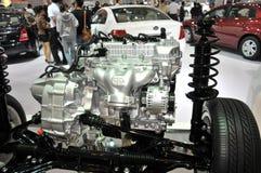 Componente del motore dell'automobile Fotografie Stock Libere da Diritti