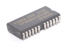 Componente electrónico Imagen de archivo